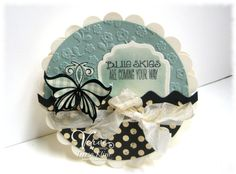 Mojo145 *~*Blue Skies*~* by va.sunshine - Cards and Paper Crafts at Splitcoaststampers