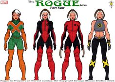 Rogue Series: Part Four by SavageMouse on DeviantArt