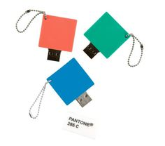 Pantone USB Drives