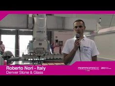 Marmomacc 2012: Roberto Nori interview (Denver Stone & Glass, Italy)