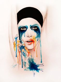 Lady Gaga LittleMonsters   Backplane - APPLAUSE LIKE PIERROT - Lady Gaga LittleMonsters - Backplane