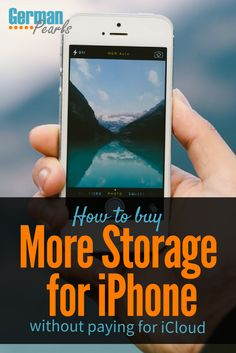 Buy More Storage for iPhone not iCloud | External Storage for iPhone or iPad | SanDisk iXpand Review | How to Use iXpand drive | Flash drive for iPhone via @GermanPearls