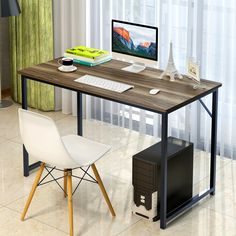 Furniture Office Furniture Painstaking Desktop Foldable Computer Table Adjustable Portable Laptop Desk Rotate Laptop Bed Table Can Be Lifted Standing Desk 1pc