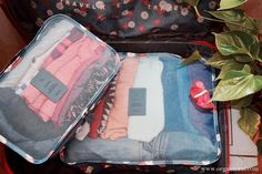 how to pack a carry on luggage laundry pouches vertical utilization organizirai.com blog best bloggers