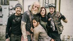See what it took to make this episode of Z Nation!