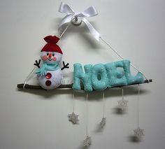 ♥♥♥ Guirlanda Snowman... , a photo by sweetfelt ideias em feltro on Flickr. ♥♥♥ Guirlanda Snowman... Para condizer com o dia de hoje.....