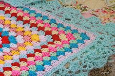 Ravelry: ooty's Granny square blanket