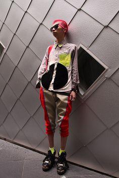 Tokyo Street Fashion 2012 Spring