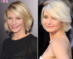 Top 70 Short Hairstyles for Women - Cameron Diaz Short Haircuts #shorthairstyles