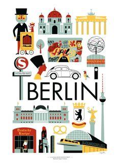 Ingela P Arrhenius - Berlin Poster