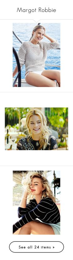 """""""Margot Robbie"""" by rebeca-burtton ❤ liked on Polyvore featuring margot robbie, girls, models, celebrities, faces, dc comics, blonde, people, backgrounds and pictures"""