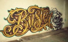 A Collection of Great Graffiti Lettering