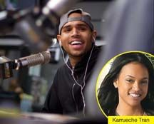 Chris Brown Admits His New Album Is All About Karrueche Tran