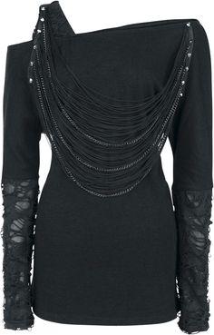 ♥ Queen of Darkness sweater