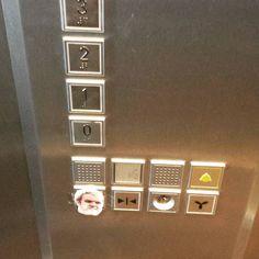 #artifexmundi elevator with a special  #holdthedoor button ;) #hodor #gamedev by artifexmundi