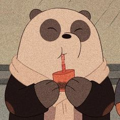Jangan Lupa turn on notif post dan story for amazing pict and Videos Ice Bear We Bare Bears, We Bear, Cartoon Icons, Cartoon Memes, Cute Disney Wallpaper, Cute Cartoon Wallpapers, Tumblr Cartoon, Vintage Cartoons, We Bare Bears Wallpapers