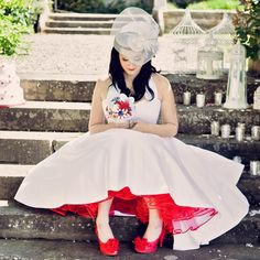 Wedding Dress Red Shoes for Boys