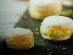 I macarons - al cioccolato bianco -