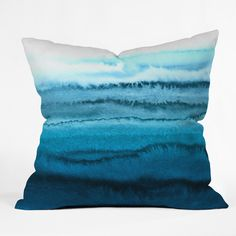 Monika Strigel WITHIN THE TIDES CALYPSO Throw Pillow | DENY Designs Home Accessories