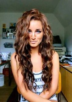 19.Perm Hairstyle