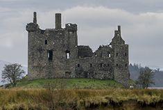 Lochawe :: Kilchurn Castle
