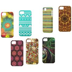 """Abstract Iphone 5 cases"" by zordbrix on Polyvore"