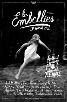 Festival Les Embellies 2012, Rennes