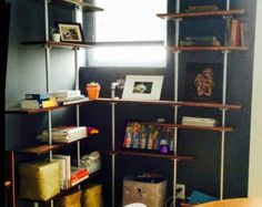 Industrial Shelving (The Frisco)