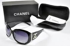 Chanel sun glasses! So pissed off about my glasses! Scratched lenses!!!!! And they don't make them anymore!!!