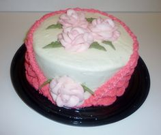 #wiltoncontest  Final cake course 2  Butter Cream and Royal Icing