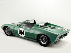 Ford GT Roadster Prototype 1965