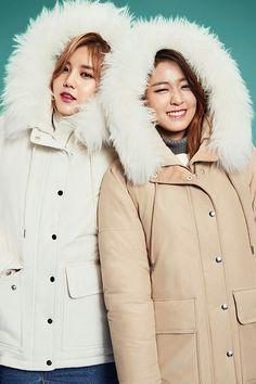 AOA Hyejeong & Seolhyun