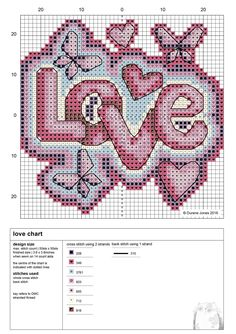counted cross stitch tips Cross Stitch Boards, Cross Stitch Heart, Simple Cross Stitch, Cross Stitch Alphabet, Easy Cross Stitch Patterns, Cross Stitch Designs, Cross Stitching, Cross Stitch Embroidery, Le Point