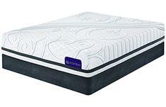 Serta Icomfort F500 King Matonly Gel Memory Foam Mattress Mattresses 1 Sets
