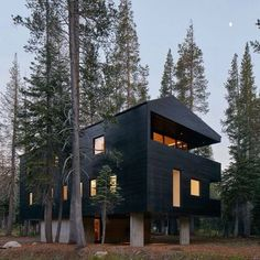 soudasouda: This northern California cabin by Mork Ulnes Architects. via- california architecture design Follow Souda on Tumblr