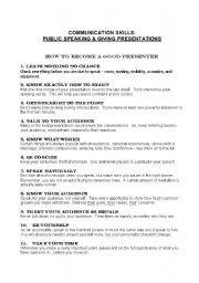 Worksheet Public Speaking Worksheets collection of public speaking worksheets bloggakuten bloggakuten