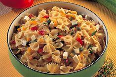 50 paste fredde che conquisteranno la vostra estate Ricotta, Pasta Salad, Estate, Cooking, Ethnic Recipes, Food, Kitchens, Crab Pasta Salad, Kitchen