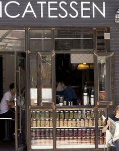 Mile End Delicatessen - Brooklyn, NY by Eric Isaac, via Flickr