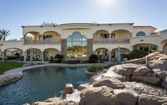 #Arizona Luxury Homes - Today's Featured Home #realestate #luxury