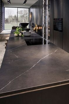 Interior design kitchen - ITOPKER by INALCO Star of TVE Cooking Show Along with Chef Dani Garcia and MasterChef contestant Antonio Romero – Interior design kitchen
