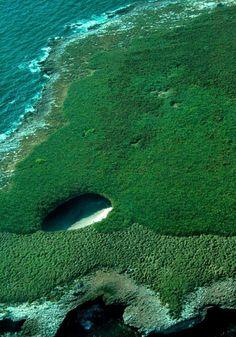 Hidden Beach: Marieta Island, Puerto Vallarta Coast, Mexico