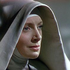 "Deborah Kerr en ""Narciso Negro"", 1947"