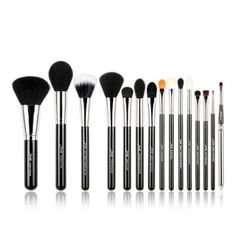 Jessup-15Pcs-Makeup-Brushes-Set-Powder-Foundation-Eyeshadow-Eyeliner-Brush-New