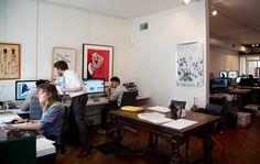 シリコンヴァレーで大人気の空間設計事務所のデザイナーが語る、21世紀のオフィス « WIRED.jp