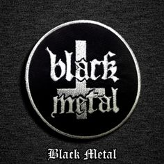 Black Metal (10cm)