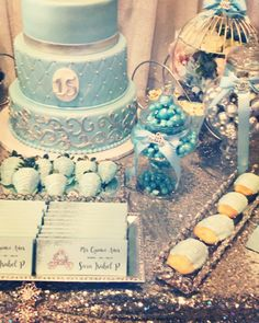 Cinderella Party Decorations, Cinderella Centerpiece, Cinderella Quinceanera Themes, Quinceanera Planning, Cinderella Themed Weddings, Cinderella Party Food, Quinceanera Ideas, Sweet Sixteen Decorations, Sweet 16 Themes