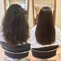 Πριν και μετά τη Brazilian Keratin Treatment!Εσυ ακόμα το σκέφτεσαι ; Long Hair Styles, Beauty, Long Hair Hairdos, Cosmetology, Long Hairstyles, Long Haircuts, Long Hair Dos