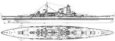 New Battleship, Naval History, Planer, Paris Skyline, Navy, World, Travel, Technical Drawings, Models