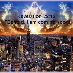 In the blink of an eye the rapture will happen & Jesus will return...are you ready? You can stop what you are doing right now, ask Him for forgiveness of your sins & ask him in to you heart. Then you can be sure when Jesus returns you will be raptured too...be sure.