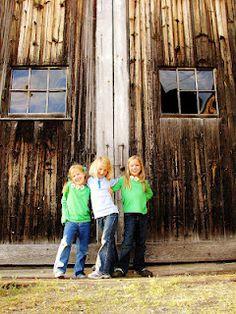 The barn sells it... (: